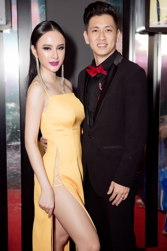 Angela Phuong Trinh noi bat trong buoi cong chieu 'Glee' tap cuoi hinh anh 2
