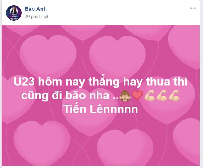 Huong Tram, Nhan Phuc Vinh: U23 Viet Nam se lap ky tich truoc Qatar hinh anh 7
