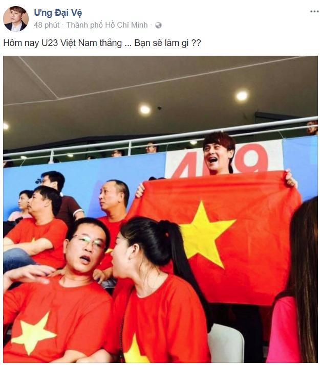Huong Tram, Nhan Phuc Vinh: U23 Viet Nam se lap ky tich truoc Qatar hinh anh 8