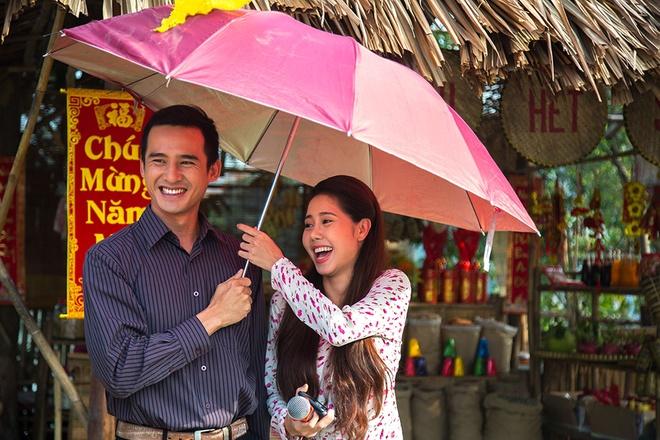 Luong The Thanh tu tin thay the Nhan Phuc Vinh trong phim Tet hinh anh 2