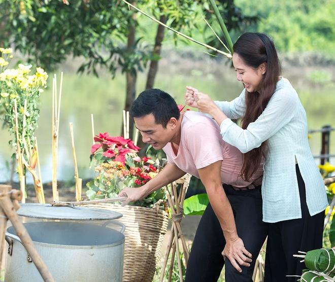 Luong The Thanh tu tin thay the Nhan Phuc Vinh trong phim Tet hinh anh 1