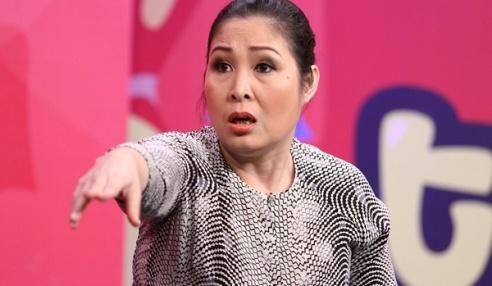 NSND Hong Van: 'Toi da lo hon 2 ty dong vi san khau kich' hinh anh