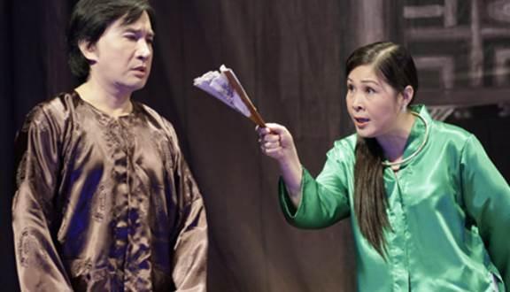 NSND Hong Van: 'Toi da lo hon 2 ty dong vi san khau kich' hinh anh 2