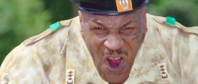 Mike Tyson voi nhieu pha hanh dong nguy hiem trong phim quay o Sai Gon hinh anh 2