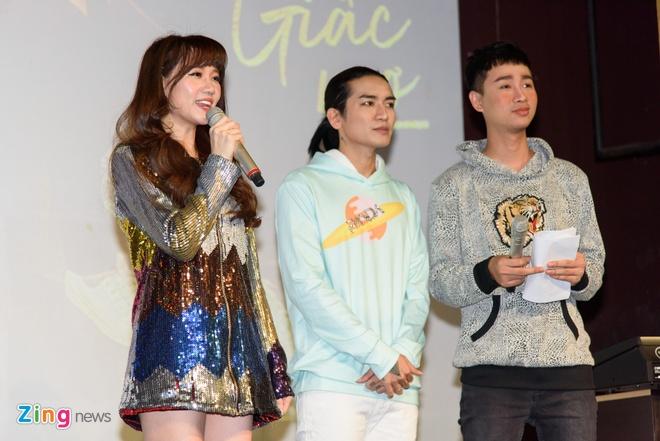 Hari Won ra MV Co chang chi la giac mo anh 2
