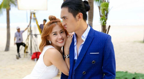 Ngoc Thao tiet lo ly do chia tay ban trai rapper vi ghen tuong hinh anh