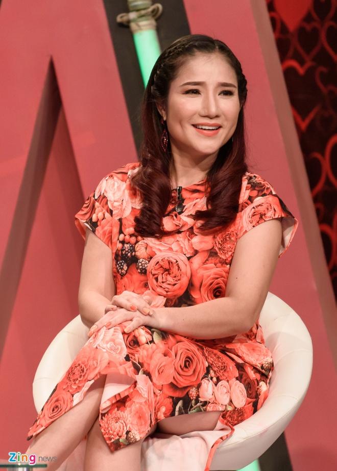 Cat Tuong: 'Hon nhan do vo khong duoc lam MC hen ho la rat ky cuc' hinh anh 3