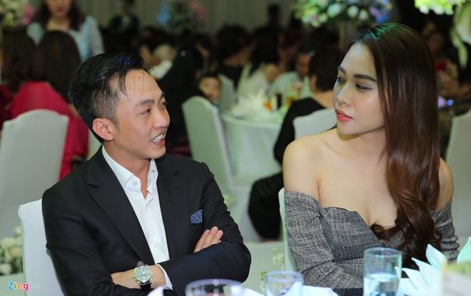 Hoa hau Ky Duyen, Cuong Do La, Dam Thu Trang du dam cuoi Diep Lam Anh hinh anh