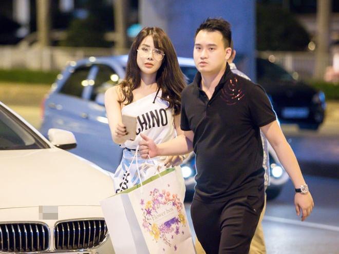 Diep Lam Anh va ban trai thieu gia to chuc le cuoi vao thang 5 hinh anh 2