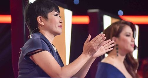 Phuong Thanh tiet lo thuong hon trom Lam Truong khi hat song ca hinh anh