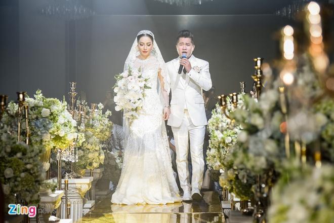 Tuan Hung, 'gai nhay' Minh Thu du dam cuoi cua ca si Lam Vu hinh anh 11