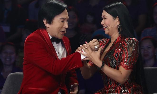 Ngoc Huyen: 'Neu duoc chon lai, toi se yeu anh Kim Tu Long' hinh anh 2
