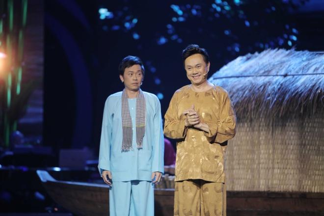 Huong Lan lam nuc long khan gia trong live show ky niem 50 nam ca hat hinh anh 13
