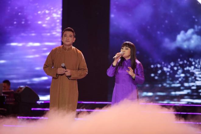 Huong Lan lam nuc long khan gia trong live show ky niem 50 nam ca hat hinh anh 1