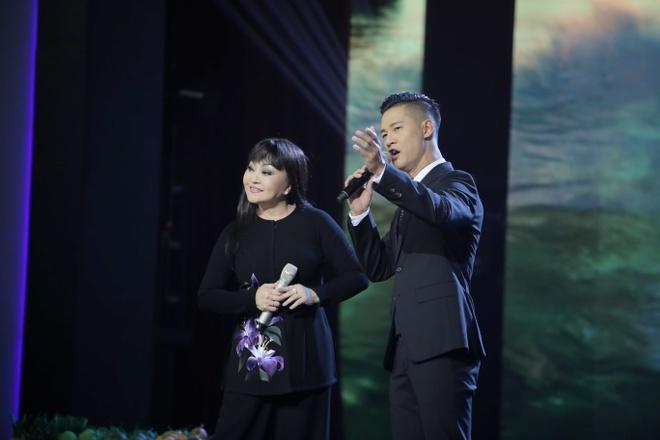 Huong Lan lam nuc long khan gia trong live show ky niem 50 nam ca hat hinh anh 7
