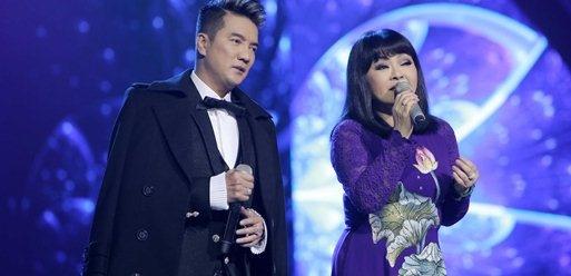 Huong Lan lam nuc long khan gia trong live show ky niem 50 nam ca hat hinh anh
