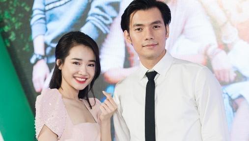 Nhan Phuc Vinh: 'Nha Phuong da sam so toi khi dong phim chung' hinh anh
