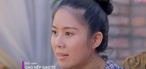 Le Phuong soc khi bi chong doi ly hon sau bua an sang trong hinh anh
