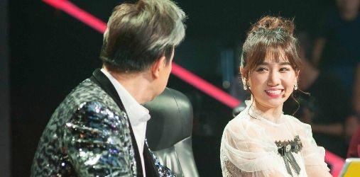 Hari Won nhan xet MC Nguyen Khang lau ca giong Tran Thanh hinh anh