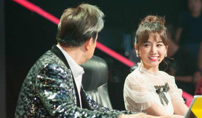 Hari Won nhan xet MC Nguyen Khang lau ca giong Tran Thanh hinh anh 3