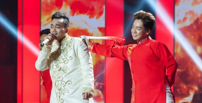 Hari Won nhan xet MC Nguyen Khang lau ca giong Tran Thanh hinh anh 2