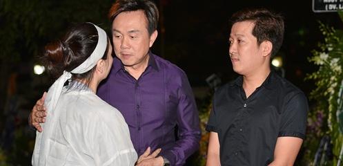 Truong Giang, Dam Vinh Hung den tien dua Thanh Hoang lan cuoi hinh anh