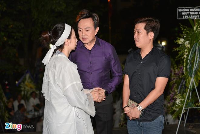 Truong Giang, Dam Vinh Hung den tien dua Thanh Hoang lan cuoi hinh anh 1