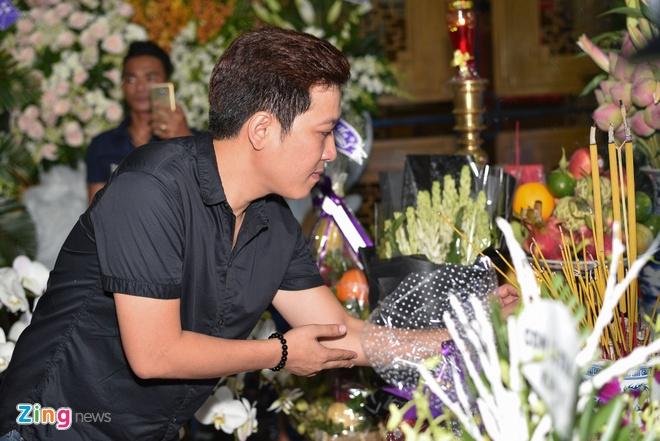 Truong Giang, Dam Vinh Hung den tien dua Thanh Hoang lan cuoi hinh anh 2