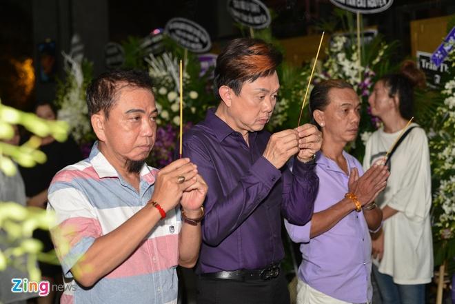 Truong Giang, Dam Vinh Hung den tien dua Thanh Hoang lan cuoi hinh anh 3