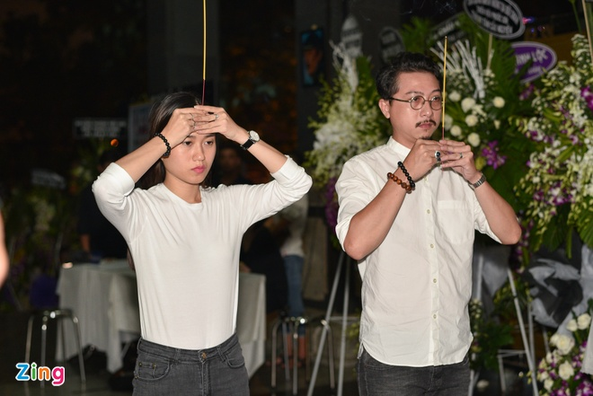 Truong Giang, Dam Vinh Hung den tien dua Thanh Hoang lan cuoi hinh anh 8