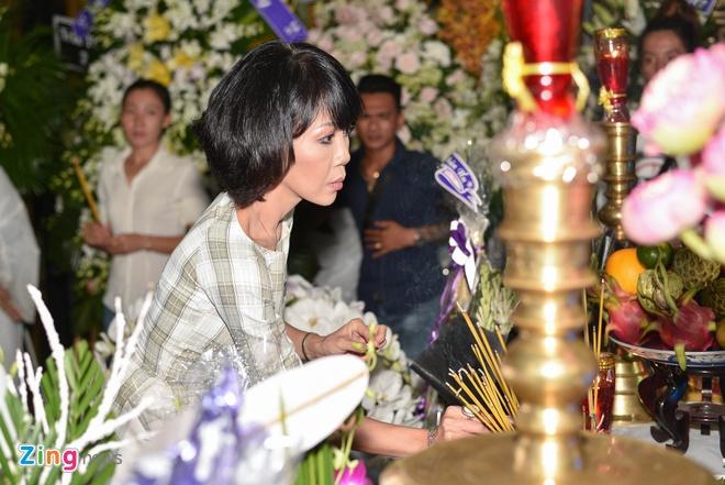 Truong Giang, Dam Vinh Hung den tien dua Thanh Hoang lan cuoi hinh anh 12