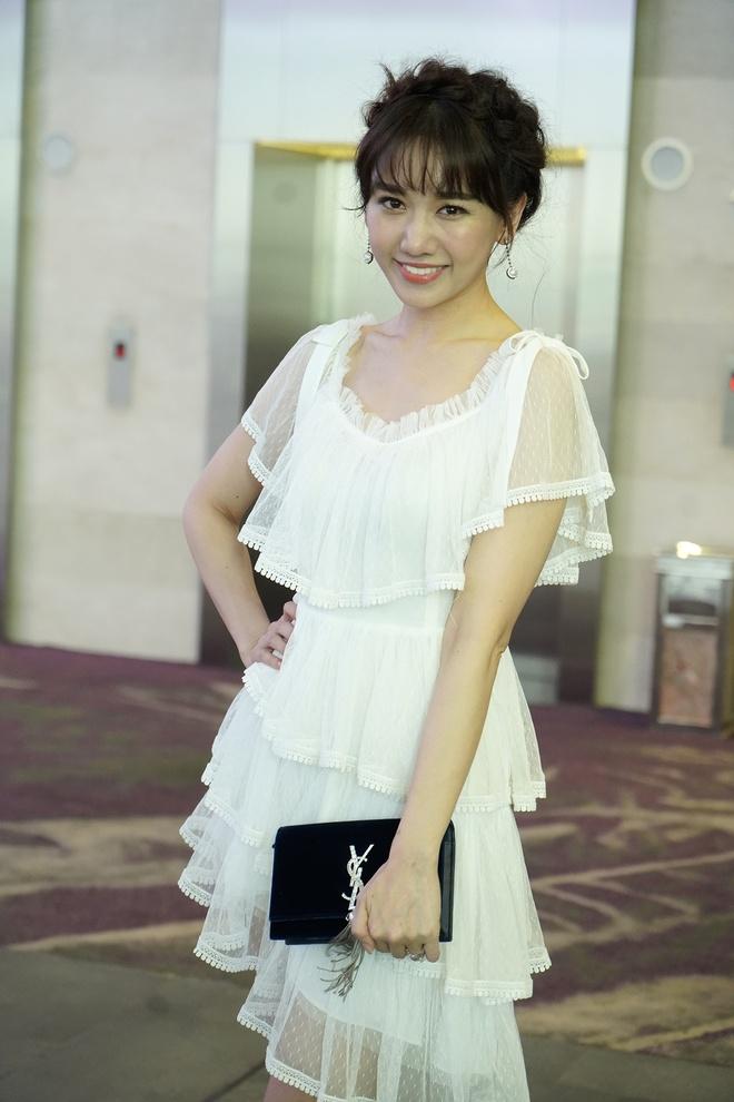Hari Won: 'Toi lam viec voi Truong Giang de chiu hon voi Tran Thanh' hinh anh 2