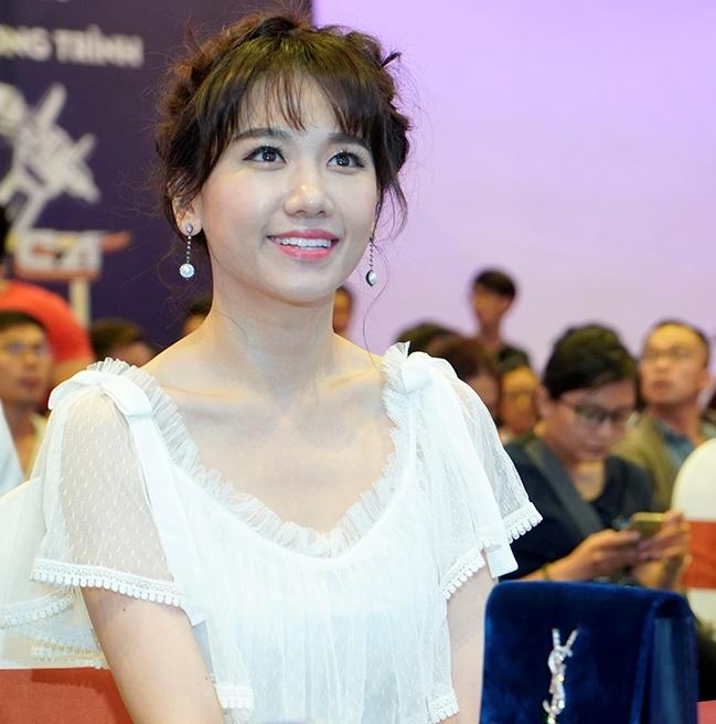 Hari Won: 'Toi lam viec voi Truong Giang de chiu hon voi Tran Thanh' hinh anh 1