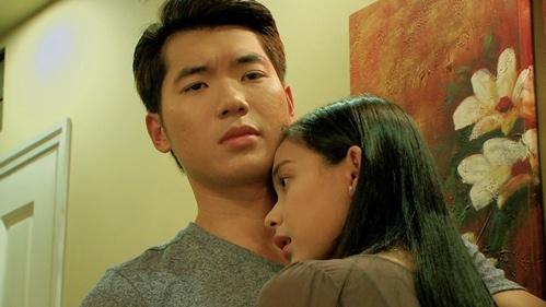 Cung duong toi loi: Truong Nam Thanh cung luc co con voi vo va bo nhi hinh anh