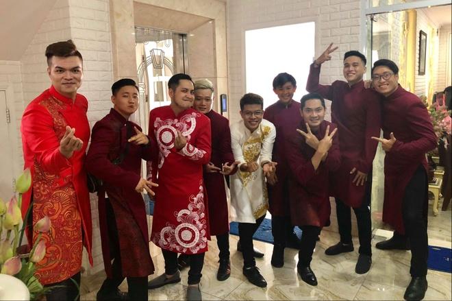 NSND Hong Van, Le Tuan Anh hanh phuc trong ngay cuoi con gai o Sai Gon hinh anh 7