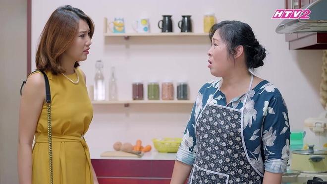 'Gao nep gao te': Thuy Ngan mang me ruot, do com len nguoi cha chong hinh anh 2