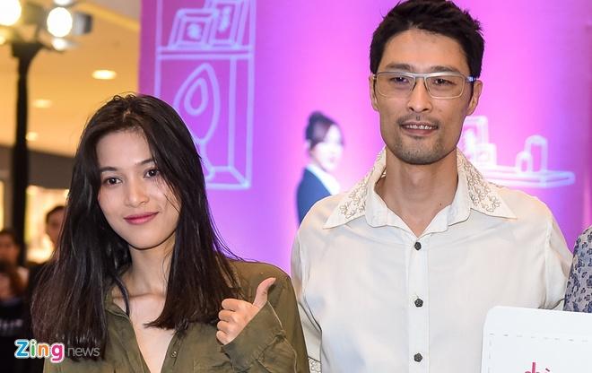 Johnny Tri Nguyen du ra mat phim Chang vo cua em anh 5