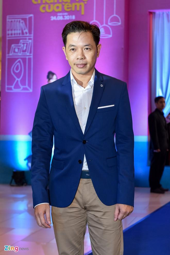 Johnny Tri Nguyen du ra mat phim Chang vo cua em anh 3
