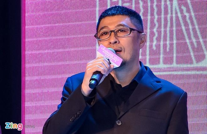 Johnny Tri Nguyen du ra mat phim Chang vo cua em anh 2
