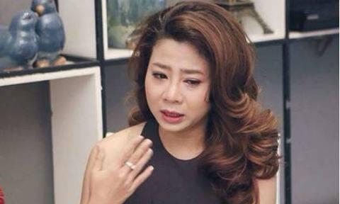 'Mai Phuong phai dieu tri chung muc xuong, neu khong se bi gay chan' hinh anh
