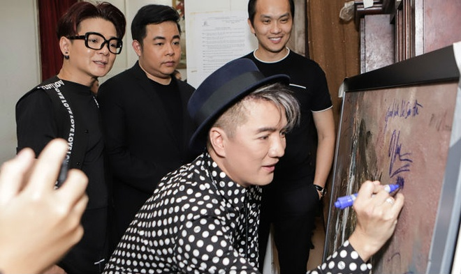 Mr. Dam, Le Quyen quyen gop hon 800 trieu dong cho Mai Phuong, Le Binh hinh anh