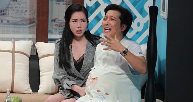 Truong Giang khoe nhan dinh hon Nha Phuong tang o On gioi hinh anh