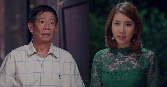 Dien vien Nguyen Hau qua doi khi chua quay xong 'Gao nep gao te' hinh anh 1