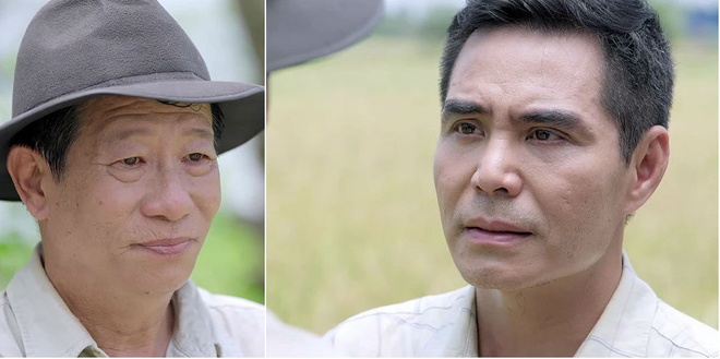 Hinh anh cuoi cua co nghe si Nguyen Hau trong 'Gao nep gao te' hinh anh