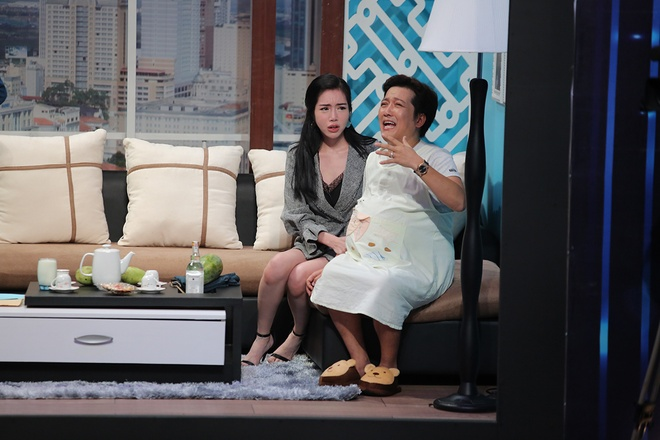 On Gioi: Elly Tran goi Truong Giang la nguoi dan ong cua doi minh hinh anh 1