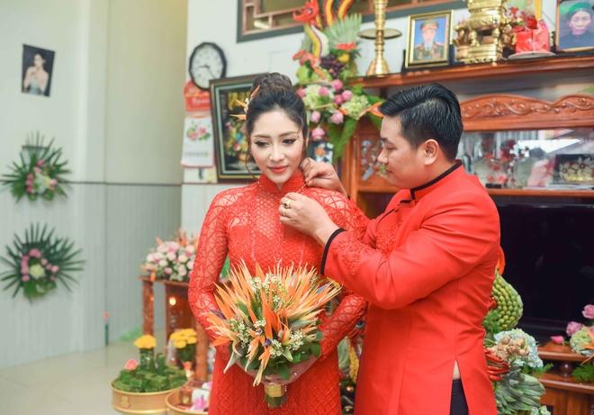 Hoang Map, MC Anh Quan du le dinh hon cua HH Dai duong Dang Thu Thao hinh anh 7