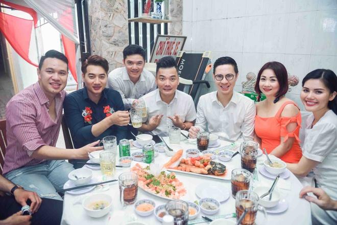 Hoang Map, MC Anh Quan du le dinh hon cua HH Dai duong Dang Thu Thao hinh anh 10