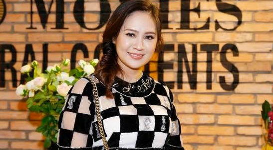 Dien vien Thanh Thuy mang thai lan 2 sau 9 nam cho doi hinh anh