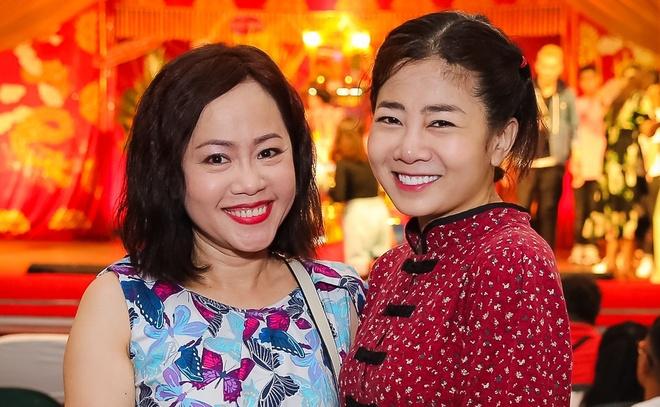 Mai Phuong tuoi tan di gio To nghe o san khau Hong Van hinh anh