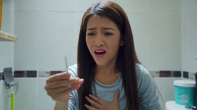 'Gao nep gao te': Trinh mang thai sau mot lan qua dem voi chu Quang hinh anh